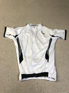 Paladin Cycling Jersey Size Large White