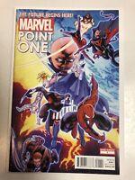Marvel Point One (2012) #1 (MM) 1st Sam Alexander Nova