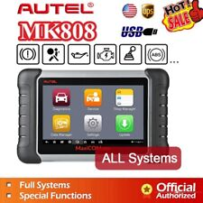 Autel MaxiCOM MK808 OBD2 Automotive Code Reader Car Diagnostic Scanner Reset