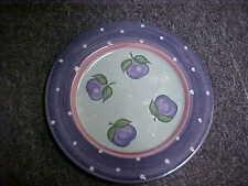 Essex Bois D'Arc Tutti Fruitti Salad Plate Plums