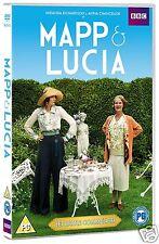 Mapp & Lucia Series 1 [BBC] (DVD)~~~~Miranda Richardsdon~~~~NEW & SEALED