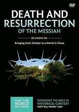Death and Resurrection of the Messiah: Bringing God's Shalom to a World in...