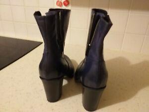 Boots Donna piu cuir neuves