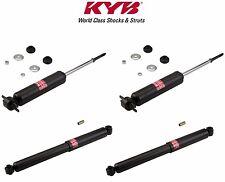 Front + Rear Suspension Kit KYB Excel-G 344066 344073 For Dodge D250 B100 B200