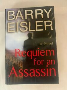 Requiem For An Assassin Book Hard Cover By Barry Eisler LB13