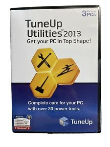 TuneUp Utilities 2013 1PC OR 3PCs | Lifetime licence No subscription required