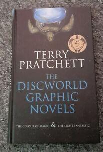 The Discworld Graphic Novels – Terry Pratchett – sehr guter Zustand