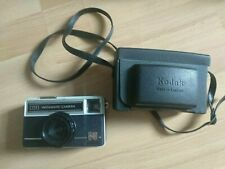 1970s Kodak Instamatic 77x - 126 Cartridge Film Camera - & Case -Lomo Lomography