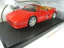 FERRARI F355 SPIDER 1994 1/18 HOTWHEELS (RED)