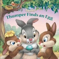 Disney Bunnies - Thumper Finds an Egg by Laura Driscoll (2009, Paperback)