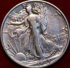 1943-S San Francisco Mint Silver Walking Liberty Half