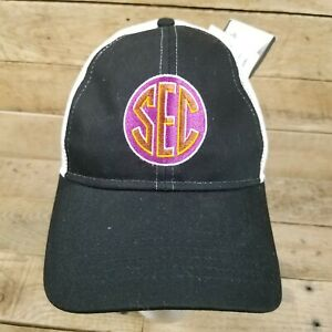 SEC South Eastern Conference Baseball Hat  T2