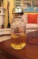 Vintage GIVENCHY III EDT SPLASH 60 ml left women perfume
