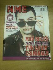 NME 1999 DEC 4 FUN LOVIN CRIMINALS OASIS BEASTIE BOYS