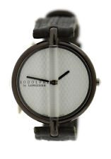 Rodolphe By Longines Stainless Steel Watch