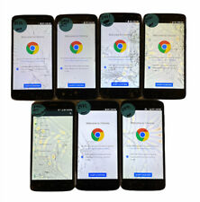 Lot of 7 ZTE BLADE SPARK/Z971/AT&T *Check IMEI*
