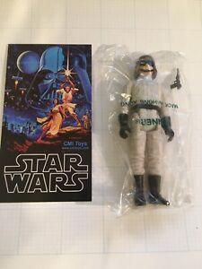 Star Wars Kenner AT-ST Driver Figure Original Factory Sealed Bag 1984 LFL