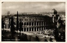 PC JUDAICA SYNAGOGUE Roma - Teatro Marcello (a1095)