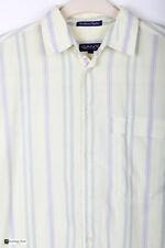 Camisas y polos de hombre de manga corta azul GANT