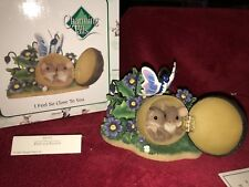 "Charming Tails ""I Feel So Close To You"" Dean Griff Nib"
