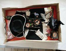 Panoplie lot de 3 ZORRO SHERIFF  jouet ancien  jamais utilisé vintage