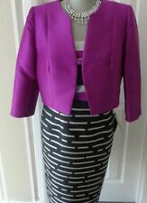 New Stunning designer Carla Ruiz size 16 dress and jacket with labels Only £150