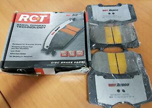 NEW REPCO Brake Pad RCT DB1482(RCT) Set of 4 Pads