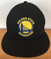 6cf3e0e9250 New Era SF Golden State Warriors NBA Black Adjustable Snapback Baseball Hat  Cap