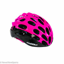 Catlike Mixino Road Bike Helmet Small 52-54cm Black/Pink 2150052SMSV