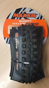 "Maxxis Shorty 26"" 27.5"" 29"" 3C Maxx Terra / Grip EXO Folding TR 2.30"" 2.50"" WT"