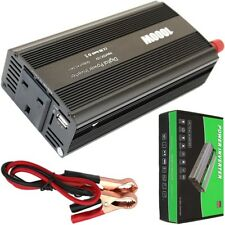 Quality 1000W Continuous/2000W Peak POWER INVERTER DC12V-AC240V WITH SOFT START