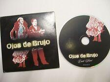 OJOS DE BRUJO Cale Bari – 2002 Spanish CD PROMO in card sleeve – Latin – V RARE!