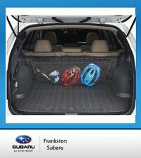 NEW GENUINE SUBARU OUTBACK REAR SEAT BACK CARGO NET 2015-2018 F551SAL010