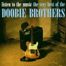 Listen to the Music: The Very Best of The Doobie Brothers (Remixes) CD NEW
