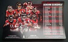 Atlanta Falcons 2016 Magnetic Schedule