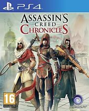 Assassins Creed Chronicles PS4 Playstation 4 Brand New In Stock from Brisbane