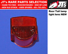 HONDA c50 l REAR TAIL LIGHT LENS 80-85 BRAKE LIGHT LENS tail light made in japan