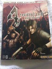 Resident evil 4 Guide gamecube