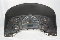 Speedometer Instrument Cluster Express 2500  Savana 1500 3500 Van  243,963 Miles