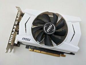 MSI Nvidia GeForce GTX 950 2GB OC OCV1 Video Graphics Card GTX-950-2GD5-OCV1