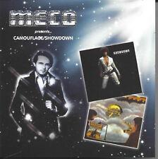 Meco - Camouflage /Showdown (2 LPs on one CD)   ftg    + bonustracks
