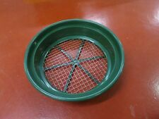 "# 2 Mesh 1/2"" Classifier Screen Gold Panning or gem stone"