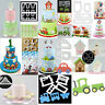 1Set Cookies Cutter Fondant Cake Decorating Sugarcraft Icing Biscuit Mould Tools