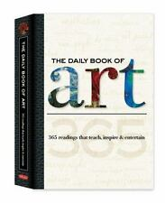 The Daily Book of Art: 365 readings that teach, inspire & entertain, Robinson, S