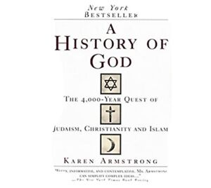 A History Of God by Armstrong, Karen Paperback Book