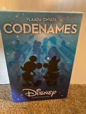 Disney CODENAMES: Family Edition Brand New and still in shrink wrap
