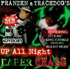 Franzen & Trace Dog Up All Nite Paper Chase [CD]