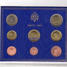 Euro VATICANO 2007 in Folder Ufficiale