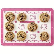 """SiliconeZone Hello Kitty Non-Stick Silicone Baking Mat - 16.5"""" x 11.6"""""""