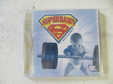 SUPERMAN SUPERBABY II CD STYLE GUIDE DC SEALED CHANGING THE WORLD